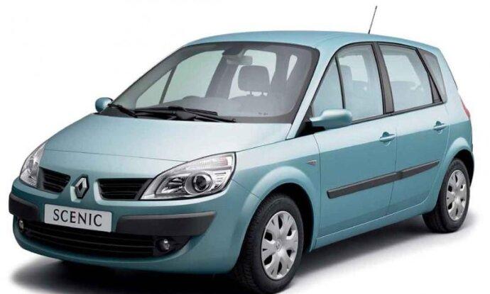 Процесс замены топливного фильтра в авто renault scenic 2 (дизель)