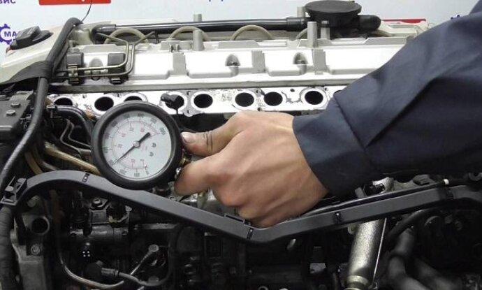 Чем проверить компрессию в цилиндрах двигателя