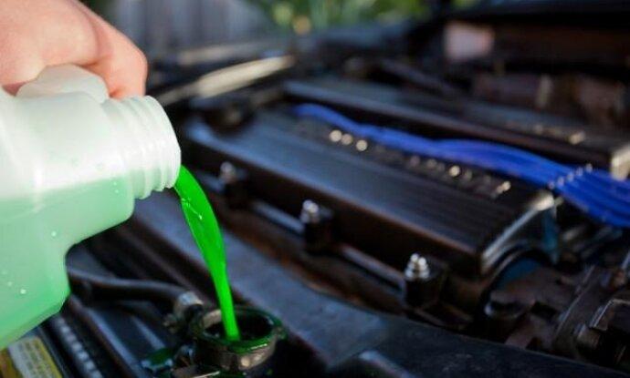 Как циркулирует охлаждающая жидкость в двигателе