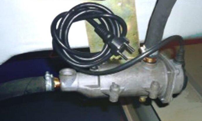 Как работает подогреватель охлаждающей жидкости авто фото- и видеообзор