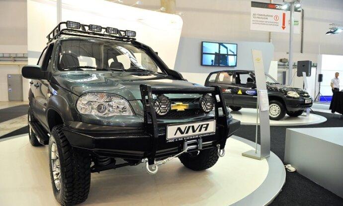Выбор и замена ламп ближнего света и другой оптики на Chevrolet Niva варианты тюнинга