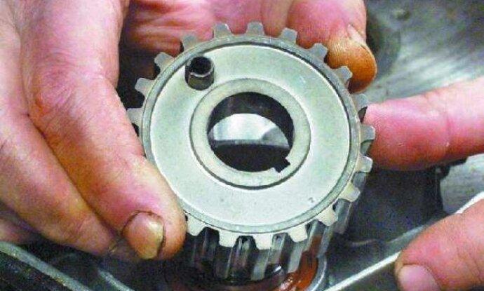 Как снять шкив коленвала ваз 2114 самостоятельно: инструкции, фото и видео - Автомастер