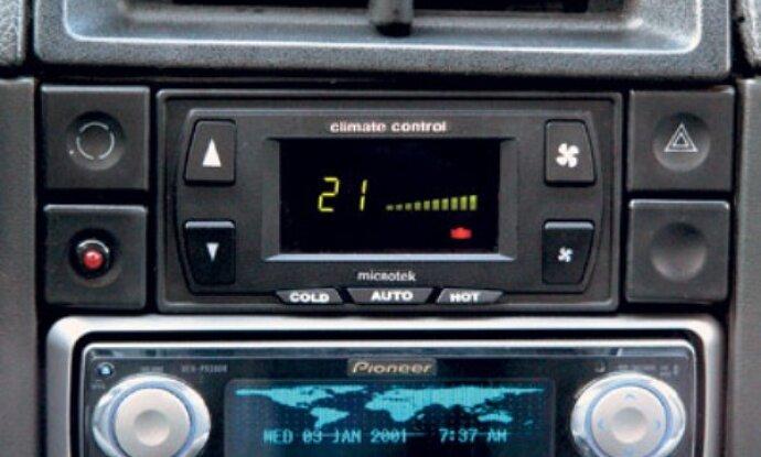 Как поставить кондиционер на ВАЗ 2110 установка климат-контроля от Приоры