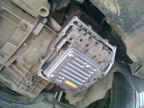 Фото автоматической коробки передач