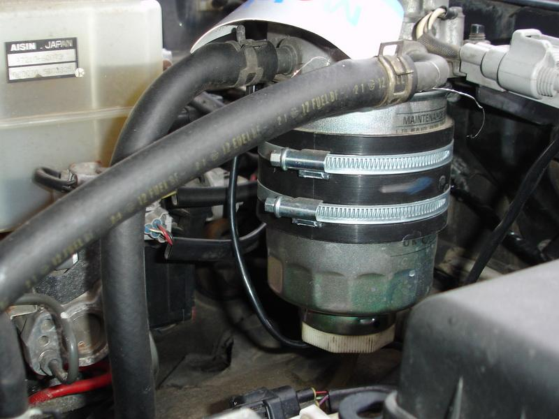 Фото подогревателя топливного фильтра