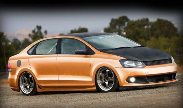 Фото VW Polo