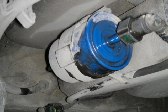 Фильтр топлива авто