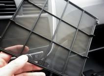 Как заменить салонный фильтр на Хендай Солярис