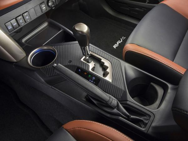 Селектор вариатора Toyota Rav 4