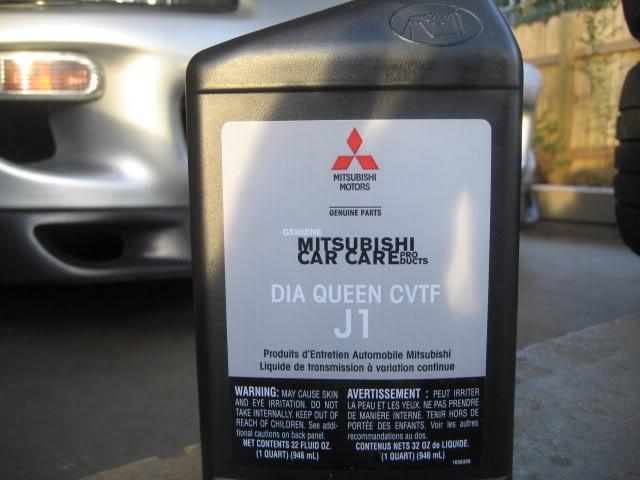 Масло DIA QUEEN CVTF-J1