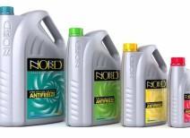 Характеристики охлаждающей жидкости Норд