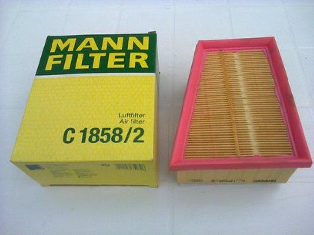 Воздушный очиститель Mann C 1858/2