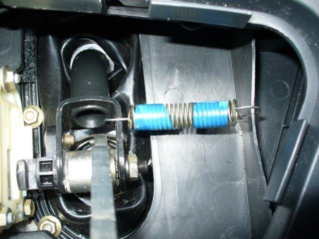 Пружина механической коробки передач ВАЗ Приора