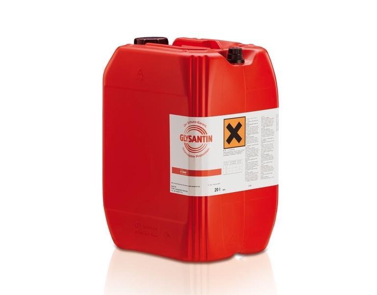 Рекомендуемая охлаждающая жидкость GLYSANTIN G33