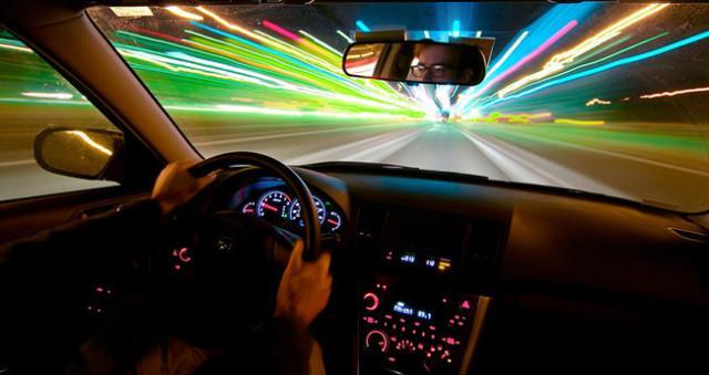 Езда на автомобиле с МКПП