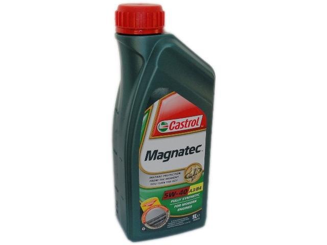 Castrol Magnatec 5W-40