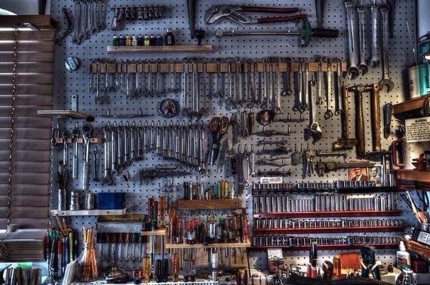 Полный набор инструментов