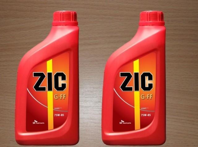 Масло для механической коробки передач «Зик» в литровой упаковке