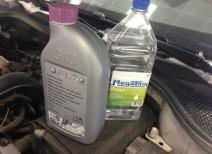 Все о том, как и зачем разбавлять охлаждающие жидкости водой