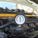 Проверка компрессии в цилиндрах