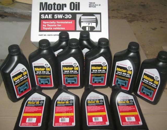 Моторные масла для Тойоты Master Oil