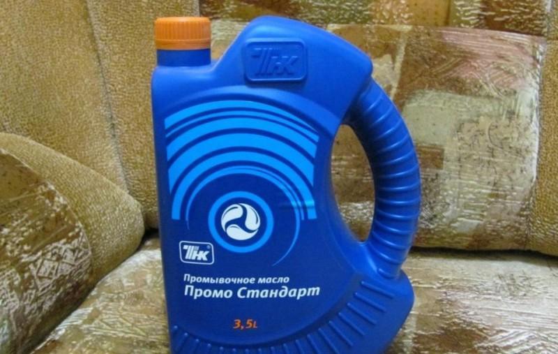 Промывочное масло «ТНК Промо Стндарт» в упаковке 3.5 л
