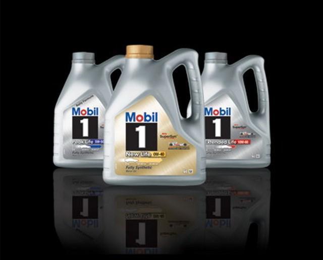 Три вида моторных жидкостей «Mobil 1»