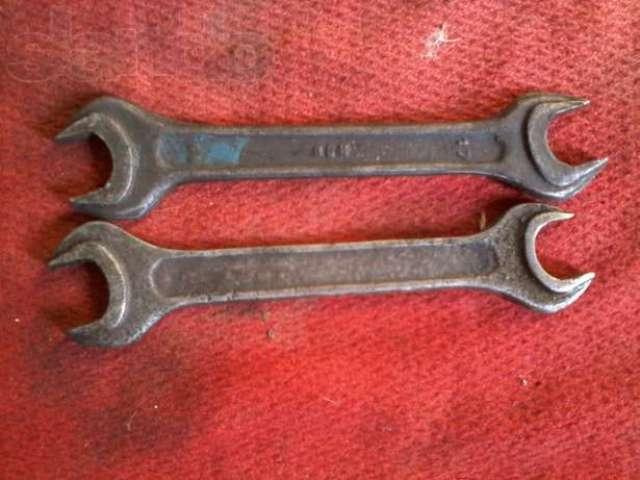 Ключи на 17`` - основные инструменты для регулировки троса сцепления