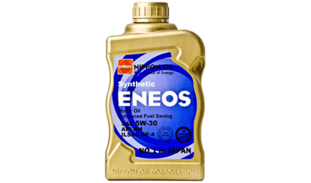 Синтетическое масло Eneos 5w30