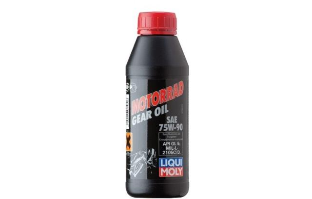 Канистра Liqui Moly 75w90 Racing Gear Oil