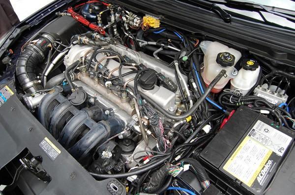 Если двигатель стал работать не так