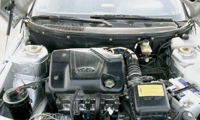 Двигатель ВАЗ 2110