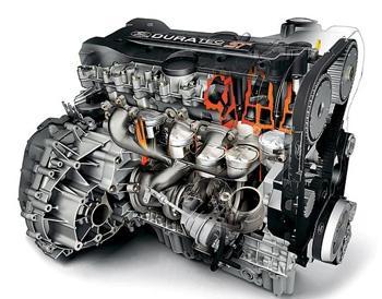 Бензиновый мотор
