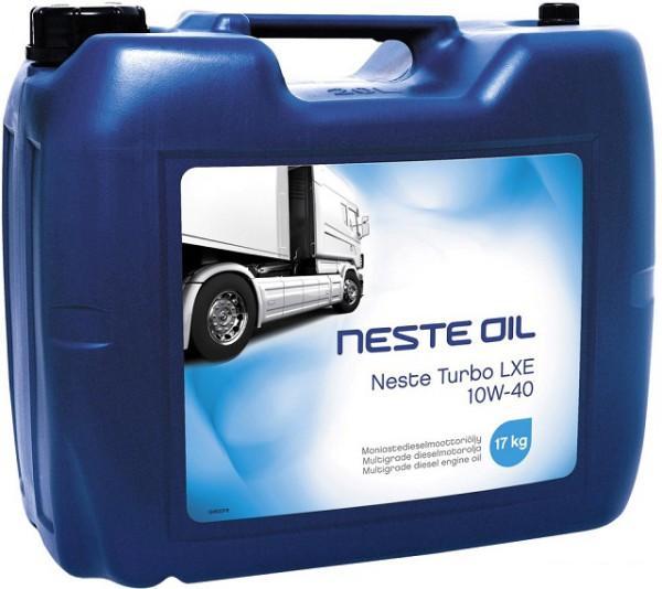 Масло Neste oil Turbo LXE 10W-30
