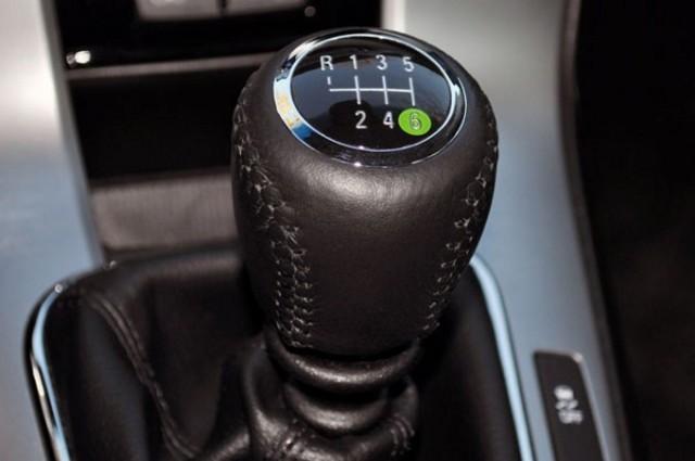 Рычаг переключения скоростей механической коробки передач