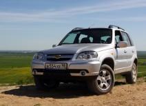 Схема предохранителей автомобиля Chevrolet Niva