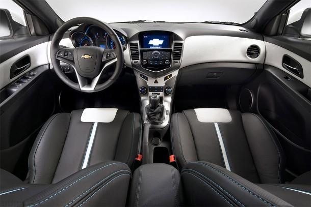 Салон Chevrolet Cruze