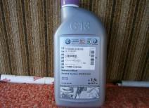 Все об охлаждающей жидкости G13