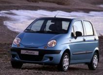 Как поменять фильтр топлива в Daewoo Matiz?