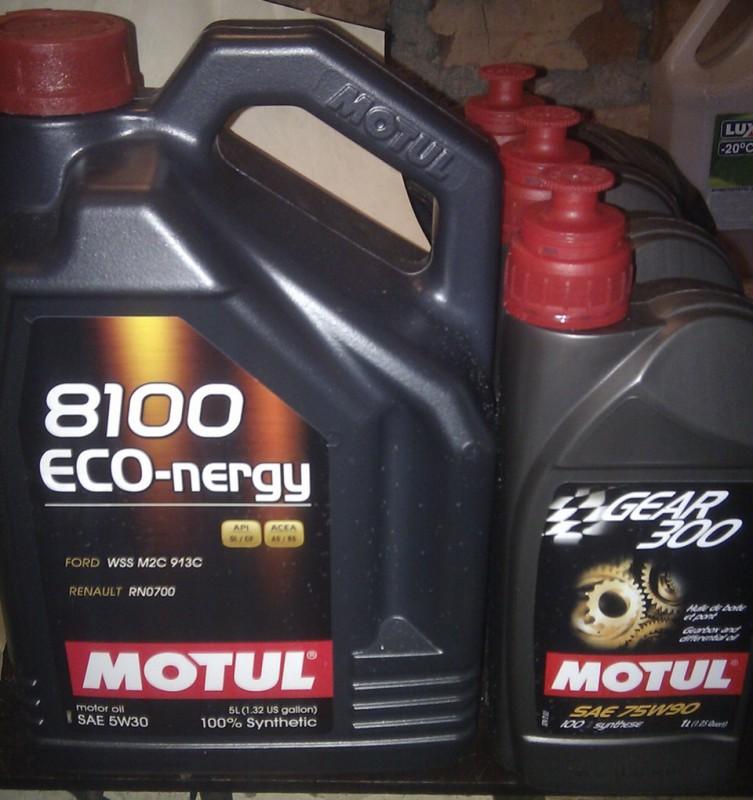 Моторное масло 8100 Eco-Energy