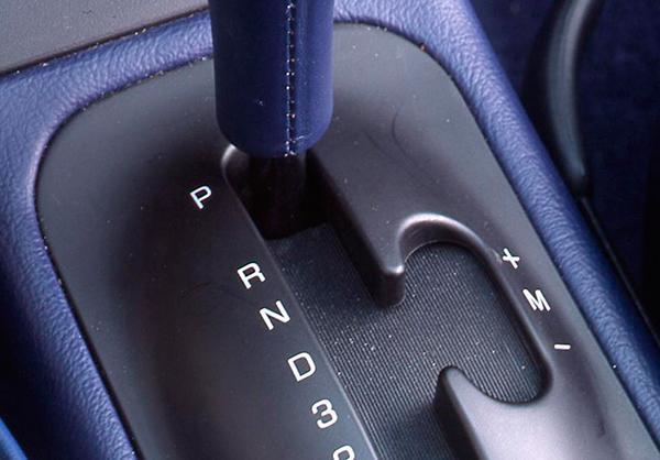 Ручка коробки переключения  передач