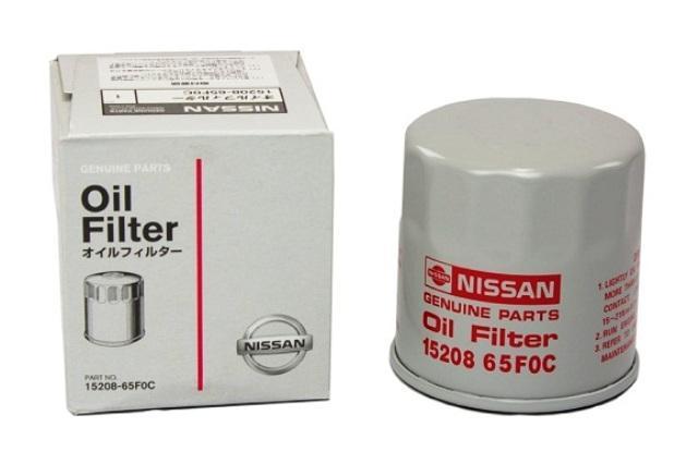 Оргинальный японский маслофильтр для Nissan Almera Classic 15208-65F0C