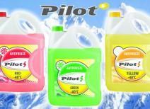 Обзор охлаждающей жидкости Пилот