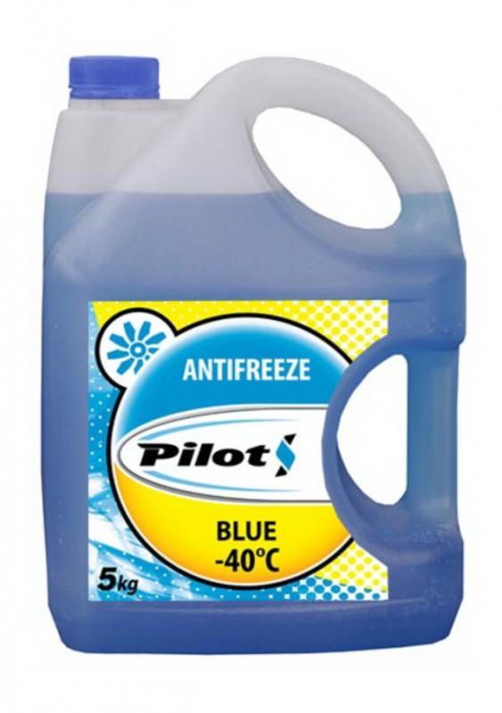 ОЖ Pilots синего цвета Blue Line