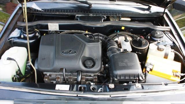 Двигатель автомобиля Ваз 2114