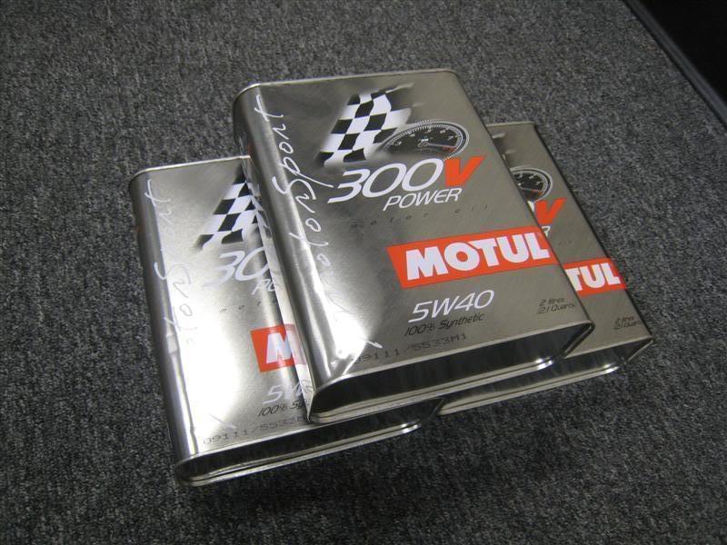 Моторная жидкость Motul 300v power