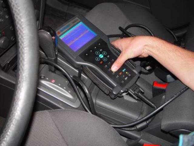 Диагностика автоматической коробки передач при помощи специального оборудования