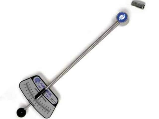 Динамометрический ключ с моментом для натяжения