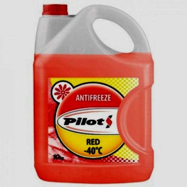 ОЖ Pilots красного цвета Red Line