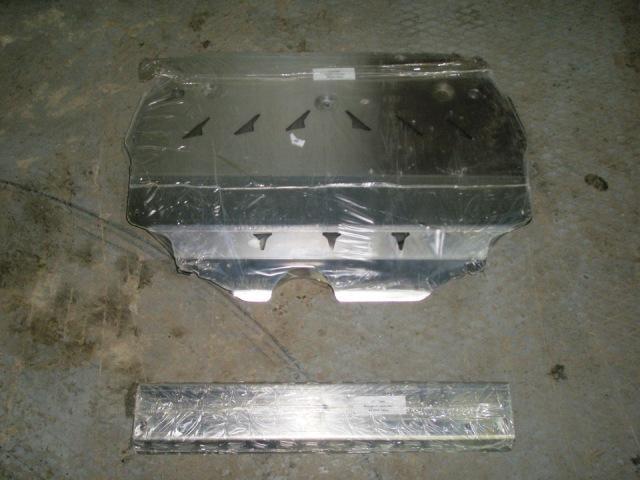 Новый комплект для защиты двигателя и коробки передач